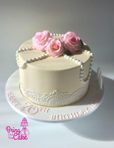 70thbirthdaycake