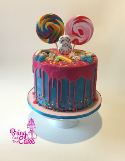 Dripcake-3rdbirthday