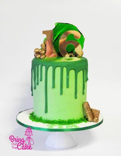 Greendripcake