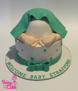 Baby Shower & Christening cakes