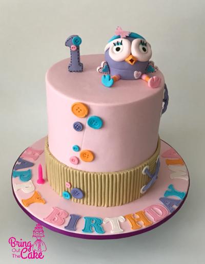 Hootabelle-Cake-1st-Birthday