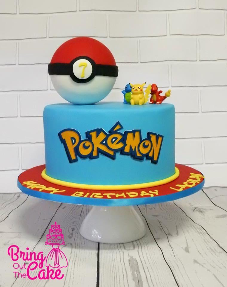Kids Birthday Cakes Berwick