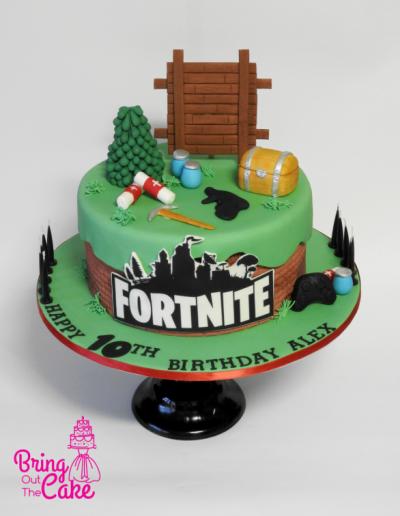 Fortnight Cake