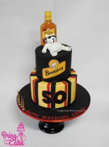 Bundaberg Rum Cake