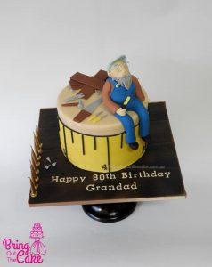 Handy Man Cake