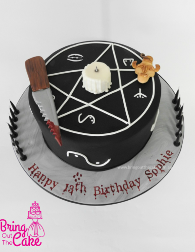 Witchcraft Cake,