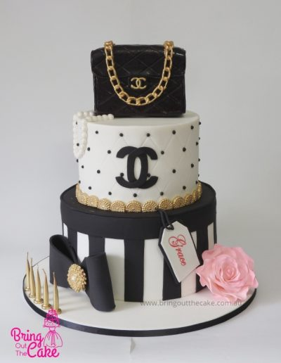 Chanel Cake, cake maker Berwick